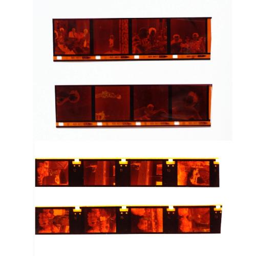 Numérisation de vos négatifs Format 126 : 28x28 mm, format 110 : 13x17 mm, Minox : 8x11 mm